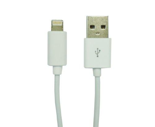 HORIC(Hi.PREGIO) iPhone5対応 Lightning ライトニング USBケーブル 1m HSJ-205WH