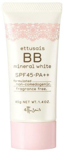 エテュセ BBミネラルホワイト 10自然な肌色