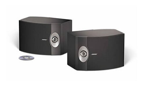 BOSE 301-V Stereo Loudspeakers (Pair) - Black