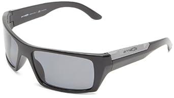 Arnette Roboto AN4181 Rectangular Polarized Sunglasses by Arnette