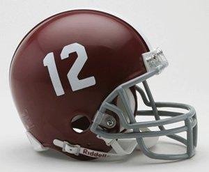 Riddell Alabama Crimson Tide College Football Mini Helmet