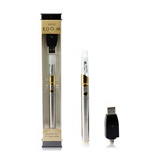 Cigarrillo electrónico EGOM MINI- un anillo de LED alrededor de la batería