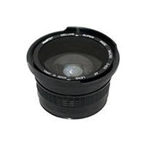 0.42X FISHEYE LENS W/ MACRO FOR CANON EOS DIGITAL REBEL [Camera]