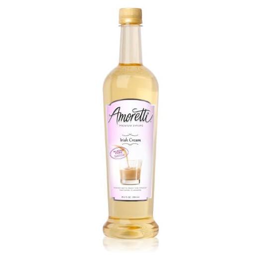 Amoretti Premium Sugar Free Irish Cream Flavoring (750mL)