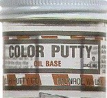 Buy 6 Pack of 16118 1# CHERRY COLOR PUTTY (COLOR PUTTY Painting Supplies,Home & Garden, Home Improvement, Categories, Painting Tools & Supplies, Wallpaper Supplies, Wall Repair)