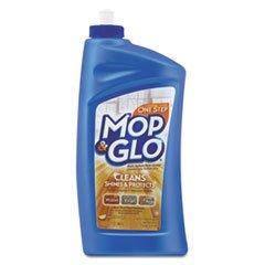 Triple Action Floor Cleaner, Fresh Citrus Scent, 32 Oz Bottle front-347144