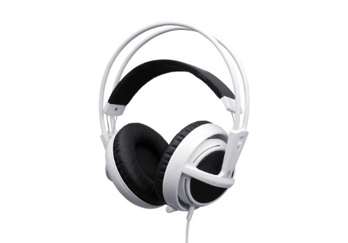 Steelseries Siberia V2 Headset (White) For Apple Version