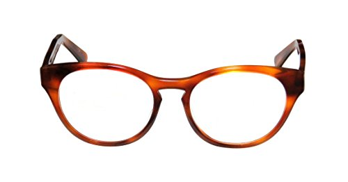 [Harry Lary's Mistify Womens/Ladies Ophthalmic Sleek Designer Full-rim Eyeglasses/Glasses (51-18-0,] (Android 17 And 18 Costumes)