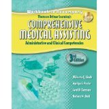img - for Workbook for Lindh/Pooler/Tamparo/Dahl's Delmar's Comprehensive Medical Assisting: Administrative and Clinical Competencies, 3rd [PAPERBACK] [2005] [By Barbara M. Dahl] book / textbook / text book