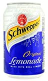 Schweppes Original Lemonade 24x330ml Cans