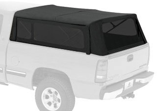 Bestop® 76310-35 Black Diamond Supertop® for Truck Bed Cover (5.5′ Bed) for 04-12 Chevy/GMC Silverado/Sierra Reviews