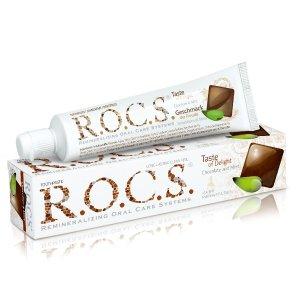 R.O.C.S. チョコレート&ミント