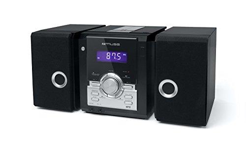 M-32 CM Micro-Anlage (CD, MP3) schwarz
