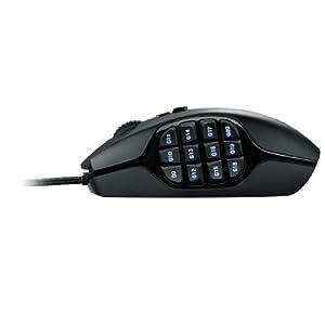 新生エオルゼア WINDOWS版 推奨 MMOゲーミングマウス G600r