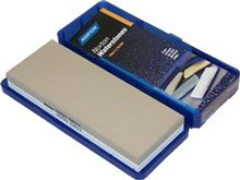 Norton 24450 Japanese-Style Combination Waterstone 1000/4000 Grit, 8-Inch by 3-Inch by 1-Inch