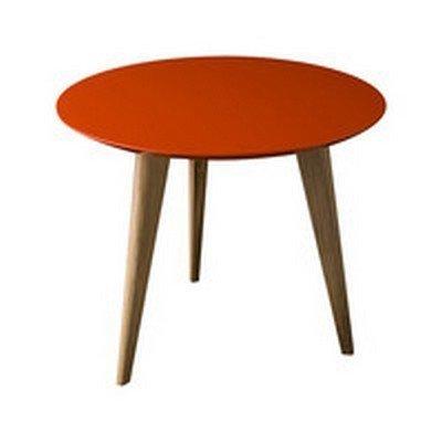 SENTOU - Table lalinde ronde rouge 55 cm