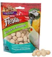 Kaytee Fiesta Krunch A Rounds Avian Peanut 2oz