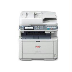 OKIDATA MB471 - MULTIFUNCTION - PRINT, COPY, SCAN AND FAX - UP TO 35 PPM - 1200 DPI X 12 62438701