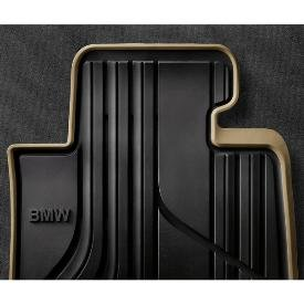 Bmw F30/F31 3 Series Sedan/Sport Wagon Front Rubber Floor Mats