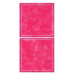 AccuQuilt GO! Fabric Cutting Dies; Square 4-3/4 inch; Quilt Block F