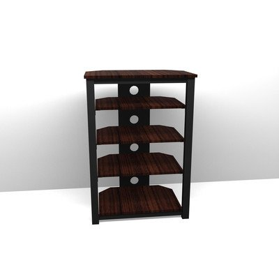 Gecko Tower TOW500 5 Shelf Wood Hi-Fi Stand Black Friday & Cyber Monday 2014