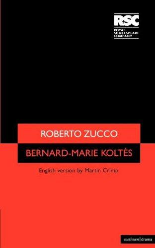 Roberto Zucco (Modern Plays)