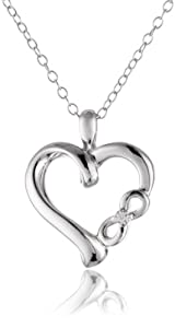 Sterling Silver Diamond
