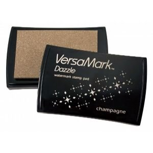 VERSAMARK RESIST PAD CHAMPAGNE Papercraft, Scrapbooking 