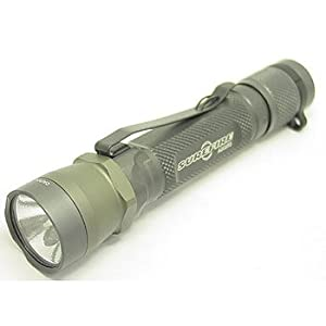 Surefire A2-HA-WH A2 Aviator Flashlight Hard Anodized w/White LEDs