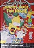 Krusty's Super Fun House (Mega Drive)