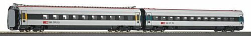 Roco 63155 SBB ICN 2 Coach Extension Pack V