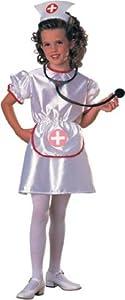 Halloween Concepts Child's Nurse Costume, Small