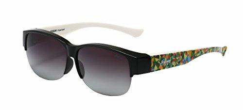joysun polarisierte lenscovers sonnenbrille unisex tragen. Black Bedroom Furniture Sets. Home Design Ideas