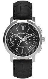 Nautica Chronograph Black Dial Women's watch #N18617M