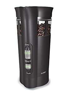 Mr. Coffee IDS77 Electric Coffee Grinder with Chamber Maid Cleaning System, Black