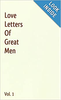 Amazon Love Letters Of Great Men