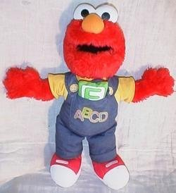 Sesame Street Singing ABC Elmo