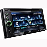 JVC KWAV61BT 6.1-Inch DVD-CD-USB Bluetooth Receiver