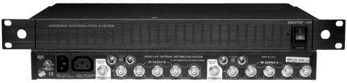 Shure Ua845Swb Antenna Distribution Amplifier