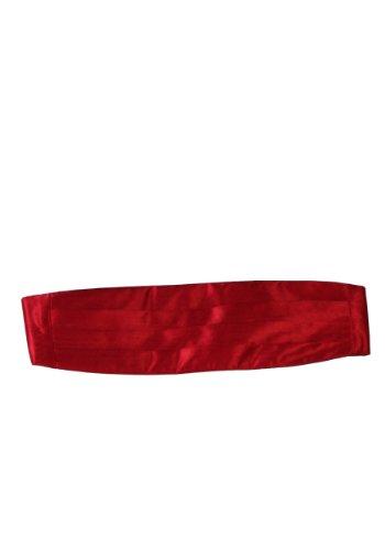 Red Cumberbund (Standard) (Cummerbund Costume)