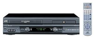 JVC HR-XVC20U Hi-Fi DVD-VCR Combo , Black