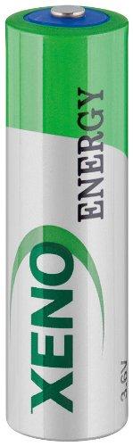Xeno Lithium Thionyl Chloride Battery Xeno XL-060 F - AA (ER14505) - 3,6V 2400mA