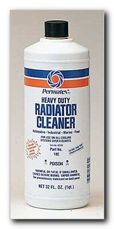 Permatex 80030 Heavy Duty Radiator Cleaner, 1 quart (Steam Engine Lubricant compare prices)