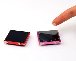iPod nano 6G 防指紋性・光沢クリア機能性フィルム PRO GUARD AF for iPod nano 6G / PGAF-IPN6