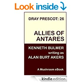 Allies of Antares (Dray Prescot)