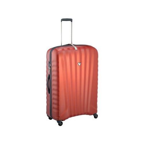 RONCARTO|スーツケース|ロンカートウノ ジッパーキャリー ZSL 【74cm】 5081オレンジ