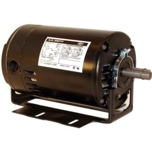 A O Smith Capacitor Start Resilient Base Motor 115 208