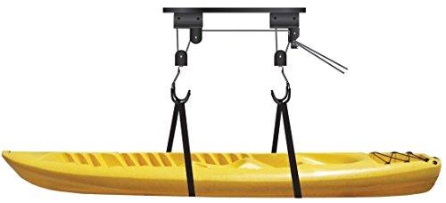 Kayak Hoist Storage System Canoe Garage Ceiling Hanging Lifting System (Nissan Lifting Kit compare prices)