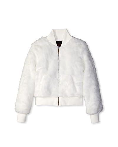Yoki Women's Faux Fur Jacket