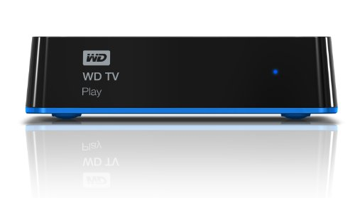 WD TV Play - HD Streaming Media Player (HDMI, WiFi, MPEG4, USB)